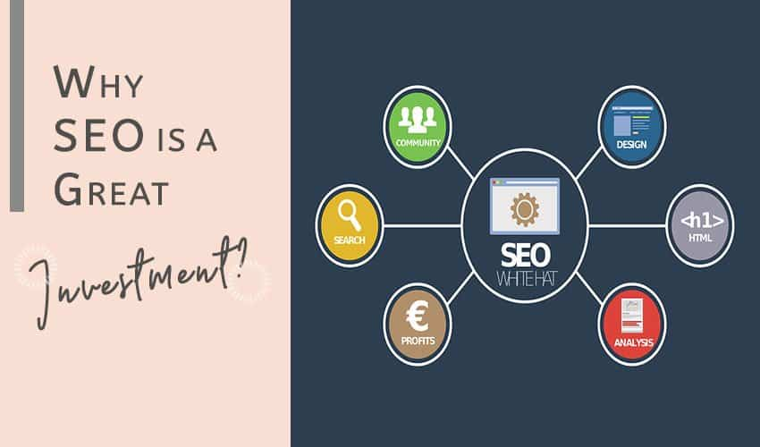 Invest SEO for business
