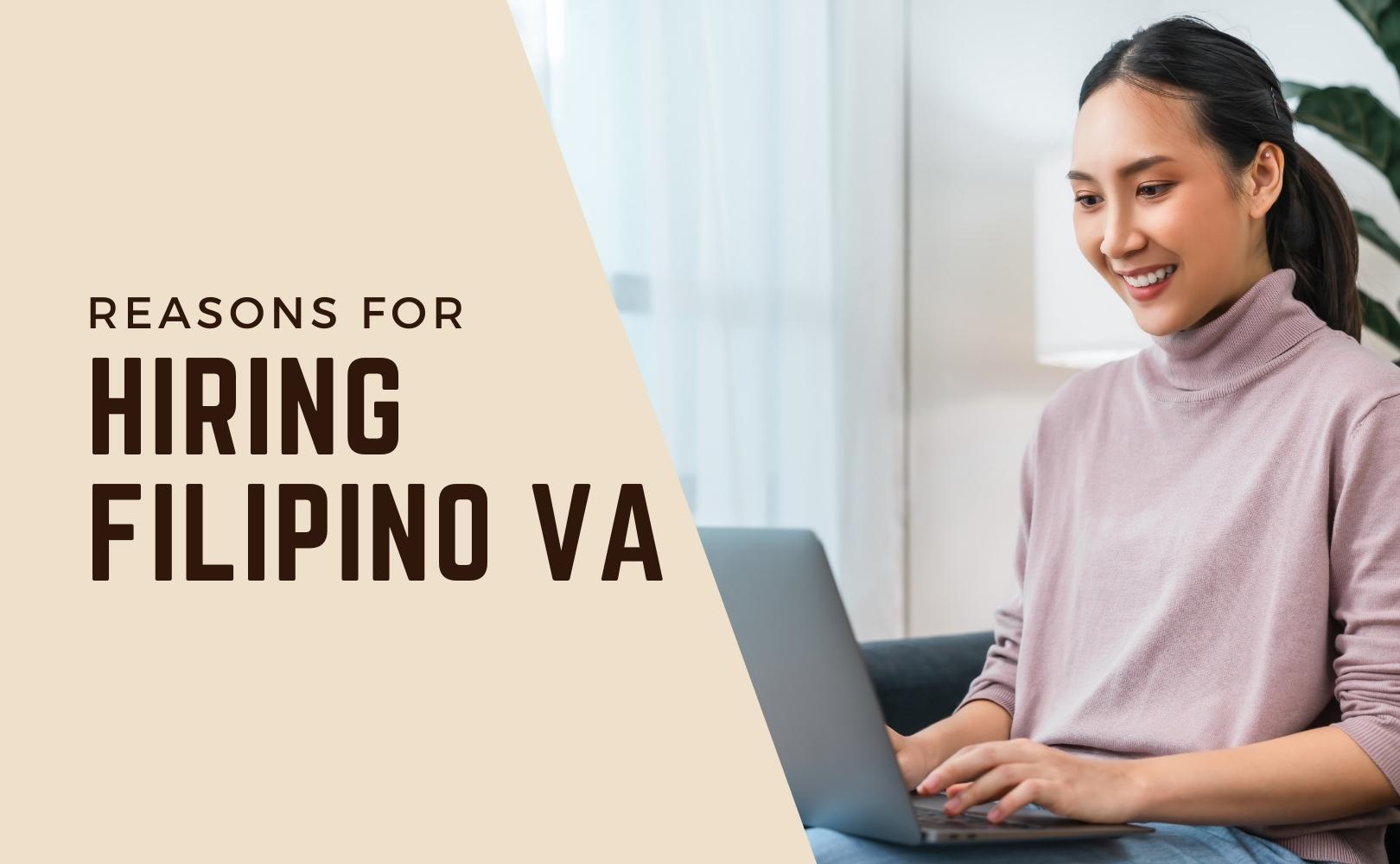 newly hired filipino VA